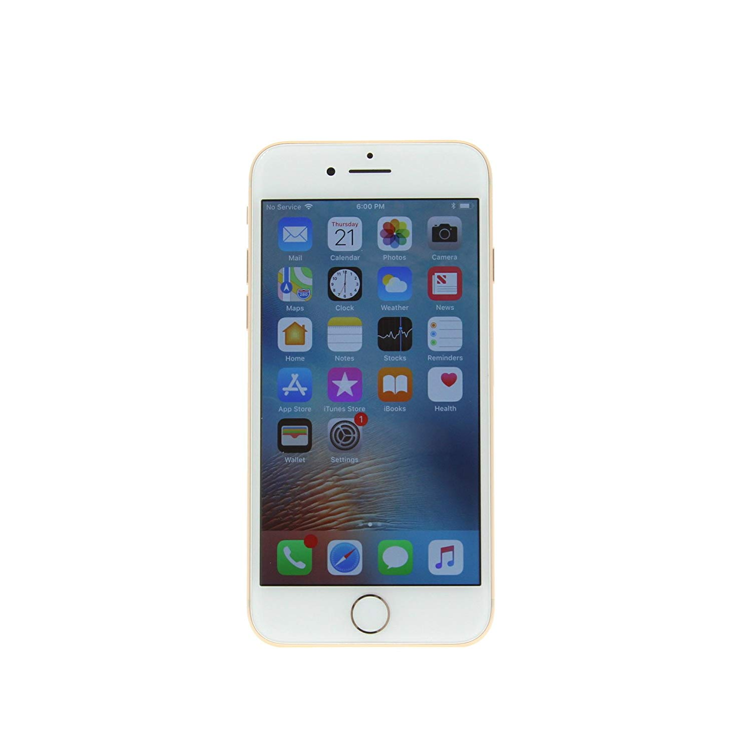 Apple iPhone 8, Fully Unlocked, 64GB - Gold apple/mobile-phone