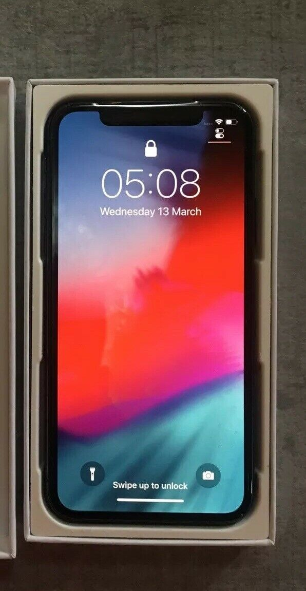 Apple-iPhone X - 64GB - Space Grey (Unlocked) A1901 (GSM)-review-by-amrizen