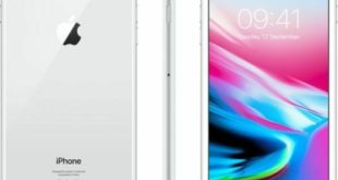 Apple iPhone 8 Plus 256GB Silver Vodafone A1897 Refurbished 3 Month Warranty