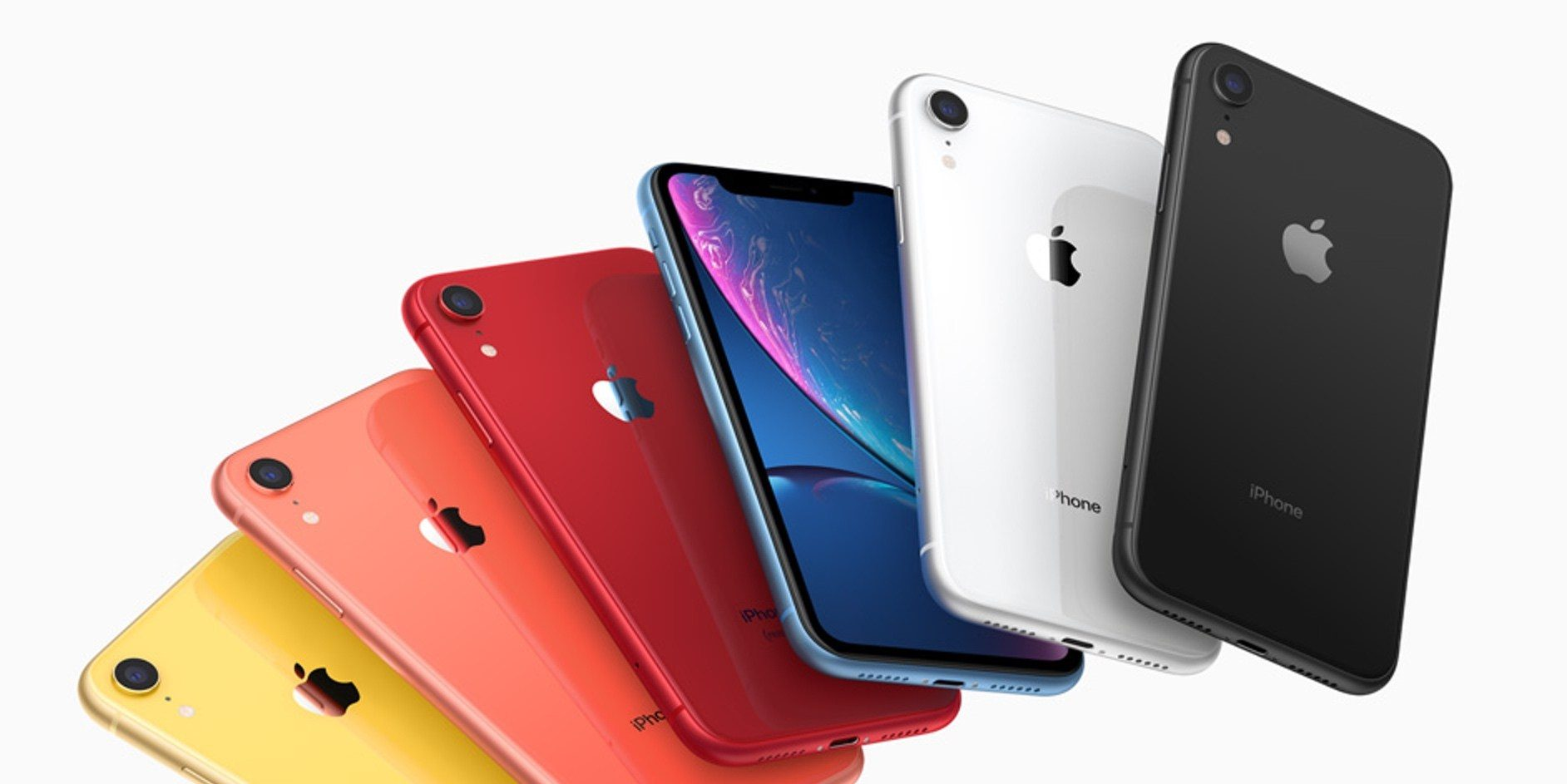 iPhone XR to be available in two new colors, replacing coral and blue