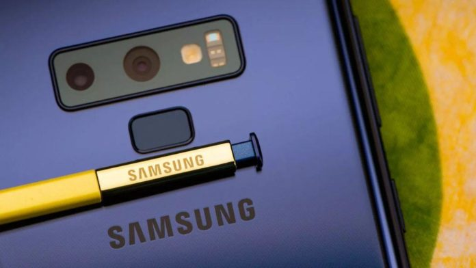 Galaxy Note 10 might come with a 50W charger