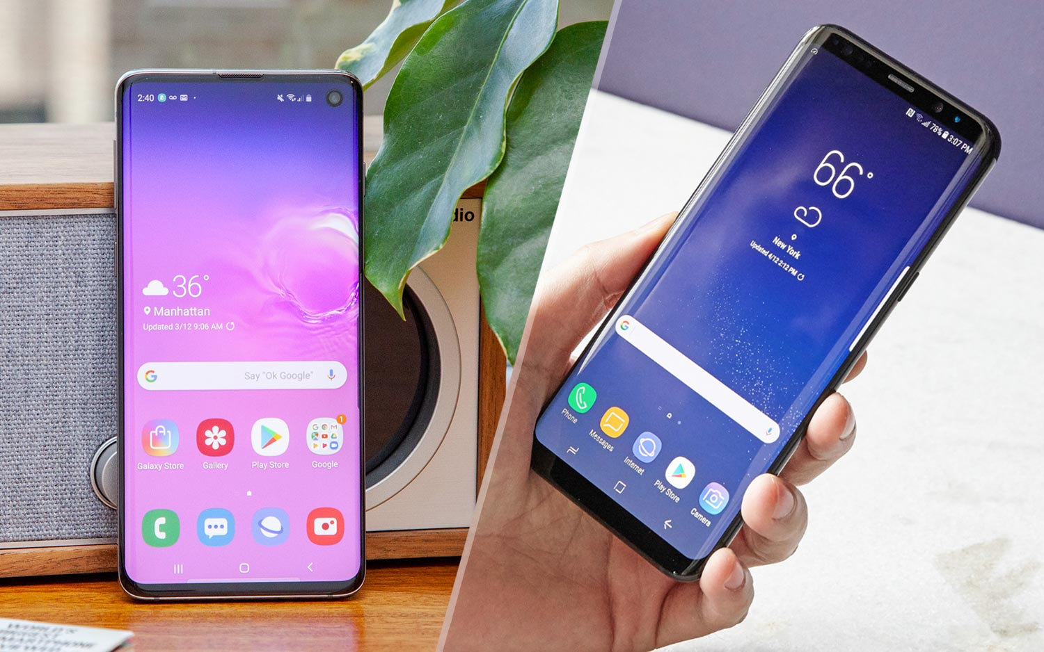 Galaxy S10 vs. samsung s8 camera specs Shootout: Is It Worth the Upgrade?