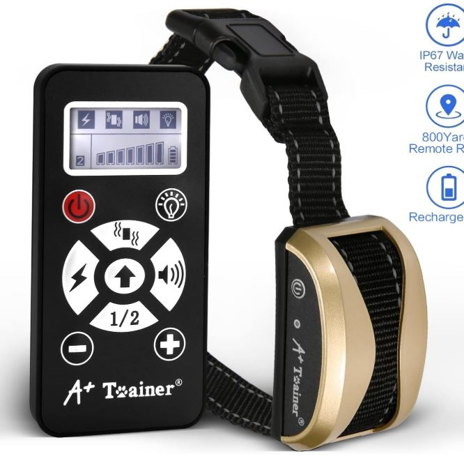 Remote Controlled Dog Training Collars