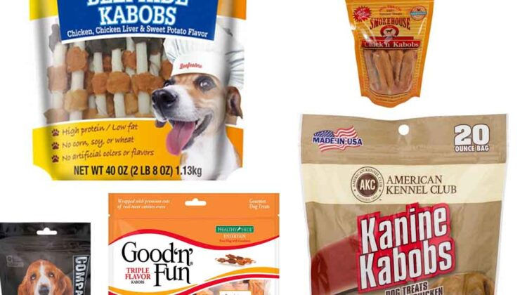 Kabobs for Dogs