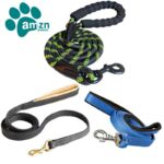 Padded Handle Dog Leash