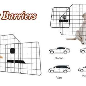 Dog Car Barriers