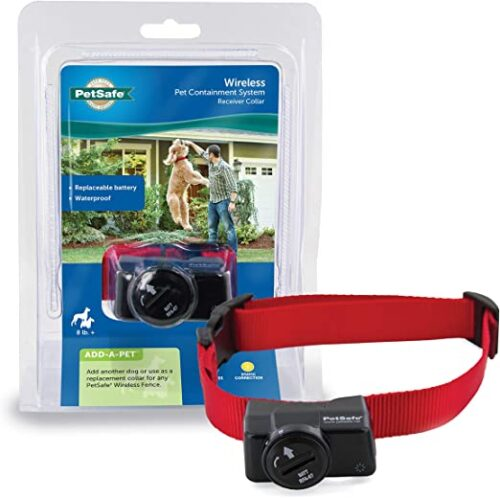PetSafe Wireless Fence Pet Containment System, Covers up to 1/2 Acre