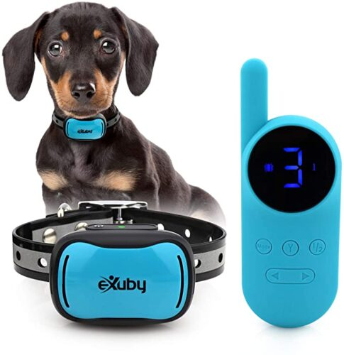 Tiny Shock Collar for Small Dogs 5-15lbs
