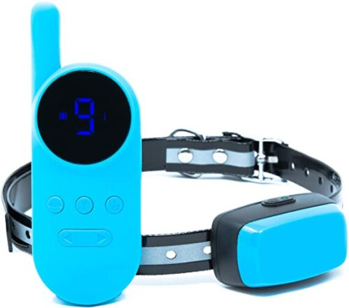 eXuby Shock Collar for Small Dogs with Remote - Includes 2 Collars