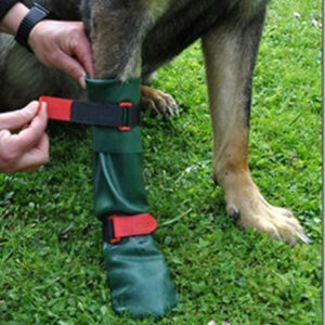waterproof dog boot bandage protection
