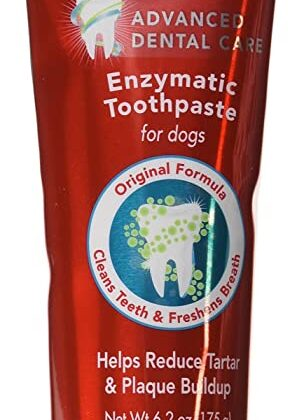 Petrodex enzymatic toothpaste review