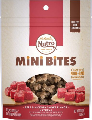 NUTRO Mini Bites Dog Treats