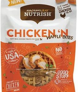 Rachael ray chicken and waffles dog treats