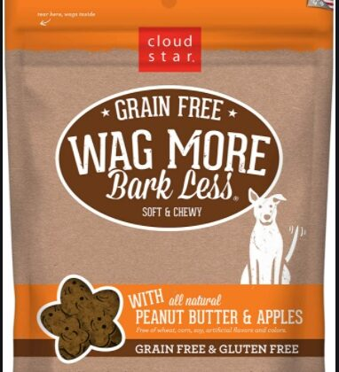 Good Quality wag more bark less treats reviews