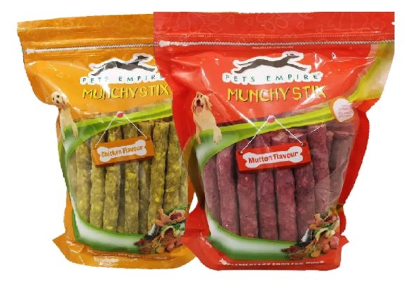 are munchy sticks good for dogs