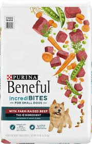 purina beneful incredibites for small dogs review