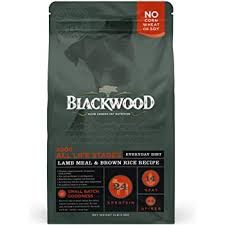 Best blackwood dog food recall