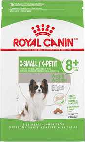 Royal Canin X-Small Aging 12+ Dry Dog Food for Senior Dogs, 2.5 lb. Bag