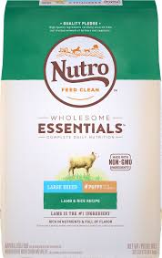 Roll over image to zoom in Nutro Wholesome Essentials Puppy Farm Raised Chicken, Brown Rice & Sweet Potato Recipe Dry Dog Food, slide 1 of 10 Slide 2 of 10 Slide 3 of 10 Slide 4 of 10 Slide 5 of 10 Slide 6 of 10 Slide 7 of 10 Slide 8 of 10 video, Slide 9 of 10 video video, Slide 10 of 10 video PrevNext DEAL Nutro Wholesome Essentials Puppy Farm Raised Chicken, Brown Rice & Sweet Potato Recipe Dry Dog Food