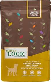 Nature's Logic Canine Chicken Meal Feast All Life Stages Dry Dog Food