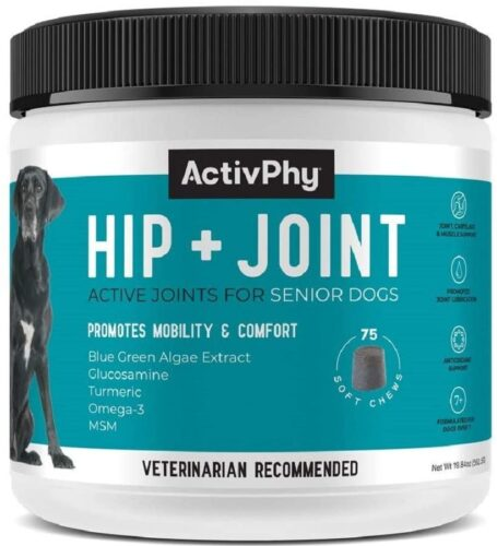 Hip + Joint Supplement for Dogs