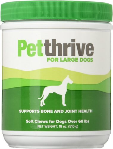PetThrive Soft Chews for Large Dogs, 18 oz