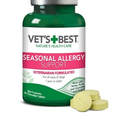 Sentry allergy relief dog tablets petsmart