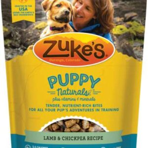 zuke's puppy naturals dog treats reviews