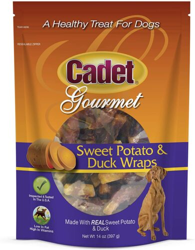 Cadet Gourmet Wrap Treats for Dogs