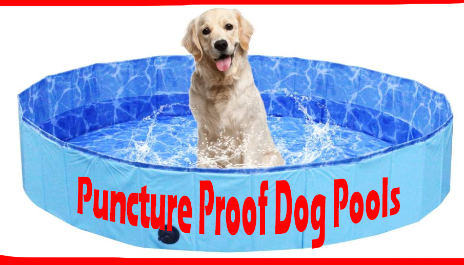 Puncture Proof Dog Pools
