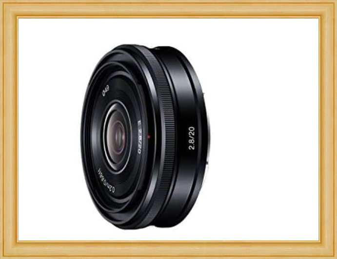 best landscape lens for sony a6000